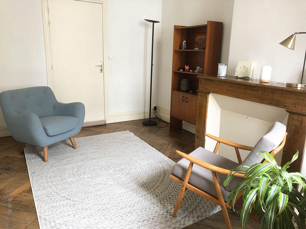 Cabinet de psychothérapie - Ghislain Bousseau - Saumur